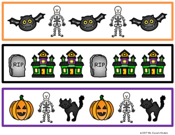 Halloween Pattern Center