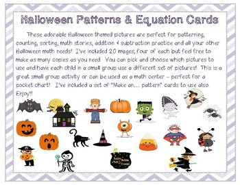 Halloween Pattern Pictures