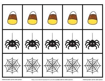 Halloween Pattern Printables