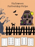 Halloween Patterning Strips