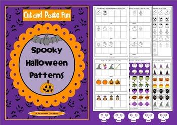 Spooky Halloween Patterns