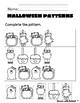 Halloween Patterns