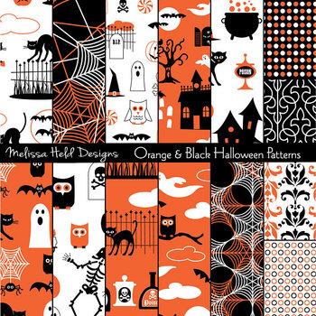 Halloween Patterns Bundle