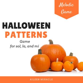 Halloween Patterns {La}