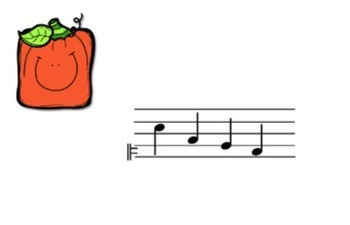 Halloween Music Game for Re