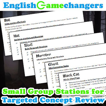 Halloween Peer Review Badge Battle Game: Any Level, Any Content