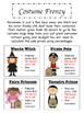 Halloween Percentages Activity