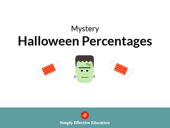 Halloween Percentages Mystery