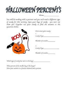 Halloween Percents