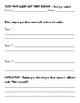 Halloween Persuasive Essay Task, Graphic Organizer, and Rubric