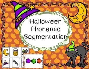 Halloween Phonemic Awareness