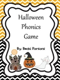 Halloween Phonics Game