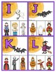 Halloween Phonics:  Matching Letters and Sounds Clip Cards