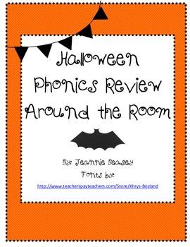 Halloween Phonics Review