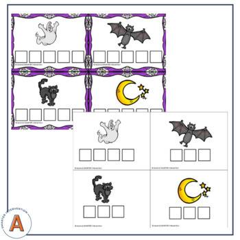 Halloween Phonological Awareness Activities