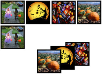 Halloween Matching Cards