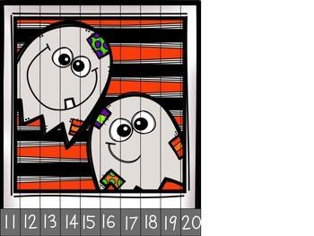 Halloween Photo Puzzles