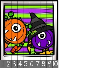 Halloween Photo Puzzles
