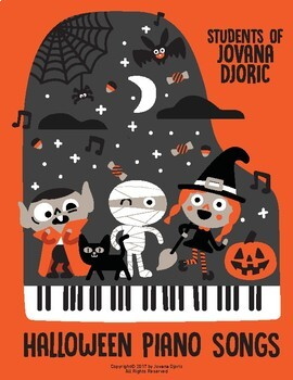 Halloween Songs.Halloween Piano Songs