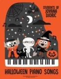 Halloween Piano Songs