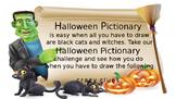 Halloween Pictionary Challenge