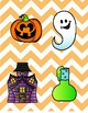 Halloween Picture Match File Folder Game