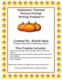 Halloween Picture Prompt Freebie