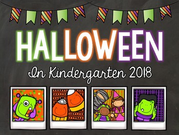 Halloween Picture Signs