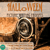 Picture Writing Prompts Halloween
