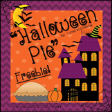 """Halloween Pie"" Book Companion FREEBIE!"