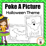 Halloween Pinning: Poke A Picture