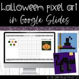 Halloween Pixel Art