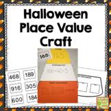 Halloween Place Value Craft