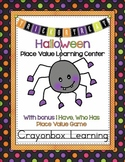 Halloween Place Value Game