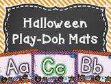 Halloween Play-Doh Mats