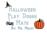 Halloween Play Dough Mats