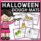 Halloween Play Dough Mats Activities