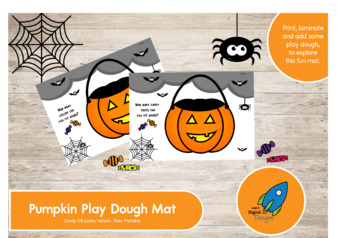 Halloween Play Mat