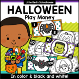 Halloween Play Money
