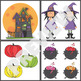 Halloween  Math and Literacy Activities Playing Cards