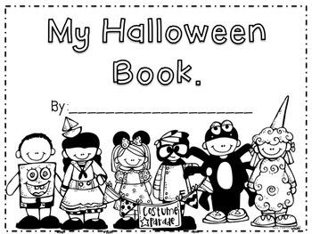 Halloween Poem Writing Project