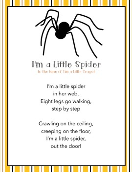 Halloween Poems, Songs and Sing-Alongs with Student Book and Worksheets
