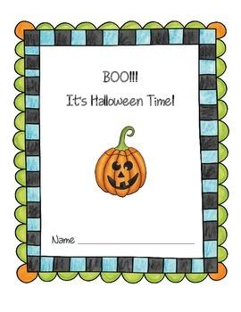 Halloween Activities for your Class!