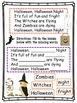 Halloween Poems and More! A bundle of literacy fun for gra