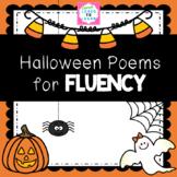 Halloween Poems for FLUENCY