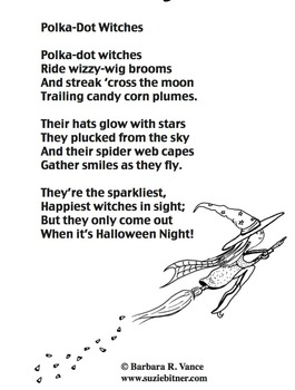 Halloween Poems for Holiday Poetry Fun