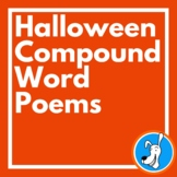 Halloween Poems with Compound Words!