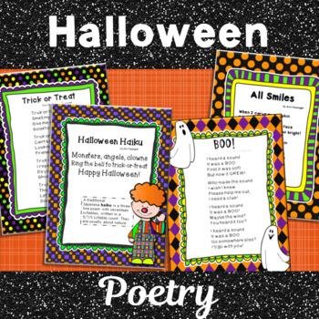 Halloween Poetry
