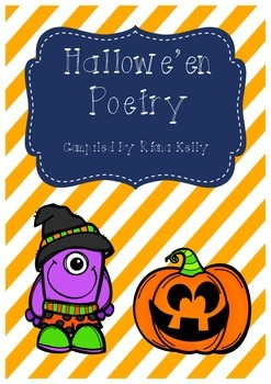 Hallowe'en Poetry Collection