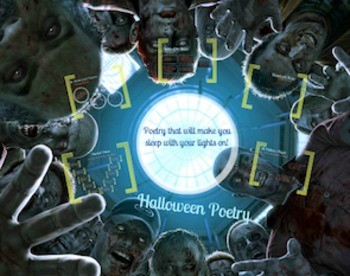 Halloween Poetry Prezi
